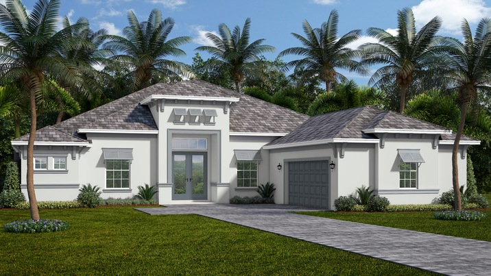 PALM BEACH MODEL COMING SOON in GRAND HAVEN